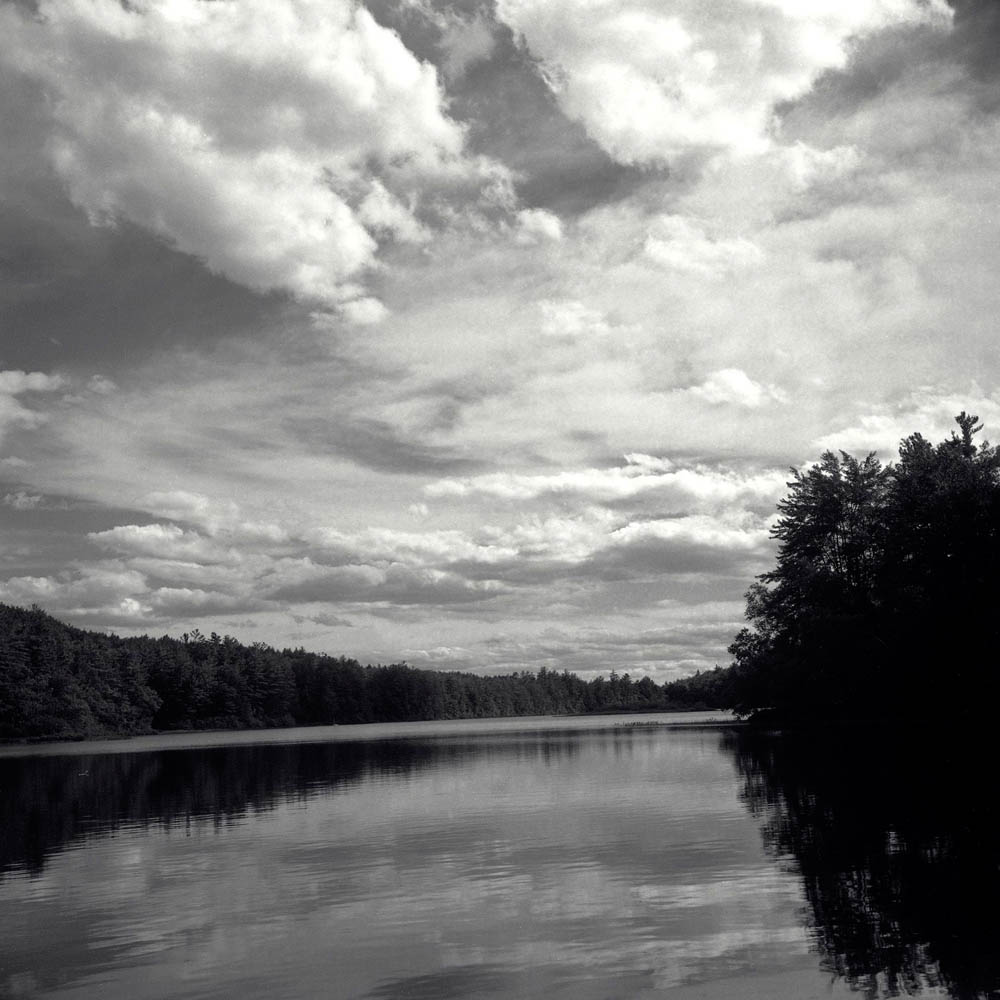 Clouds, Middle Pond