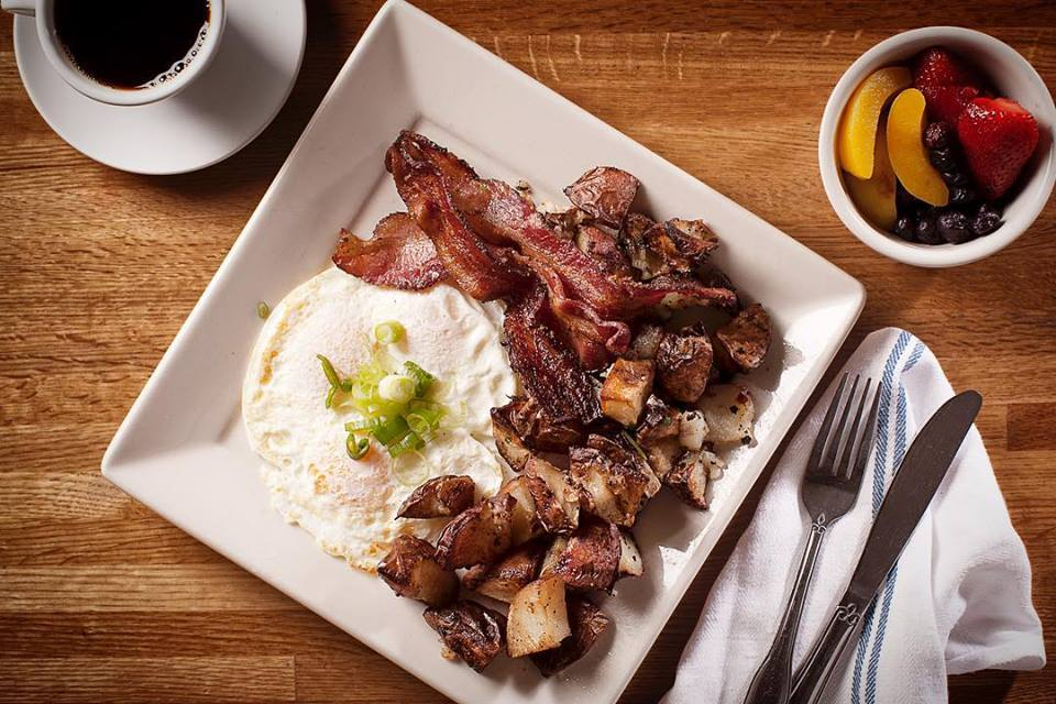 Portage Bay is celebrating Bacon Week, a holiday celebrated in Australia. Try our pepper bacon from our friends at Hill's Meat Company this week!