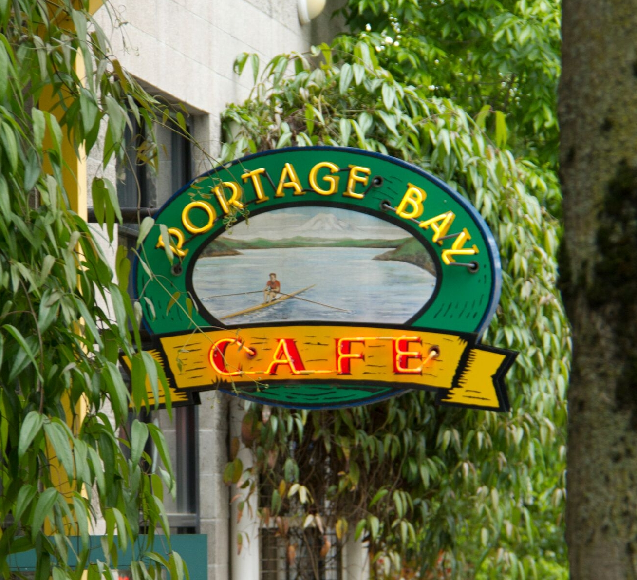 Portage Bay recently celebrated its 20th anniversary.
