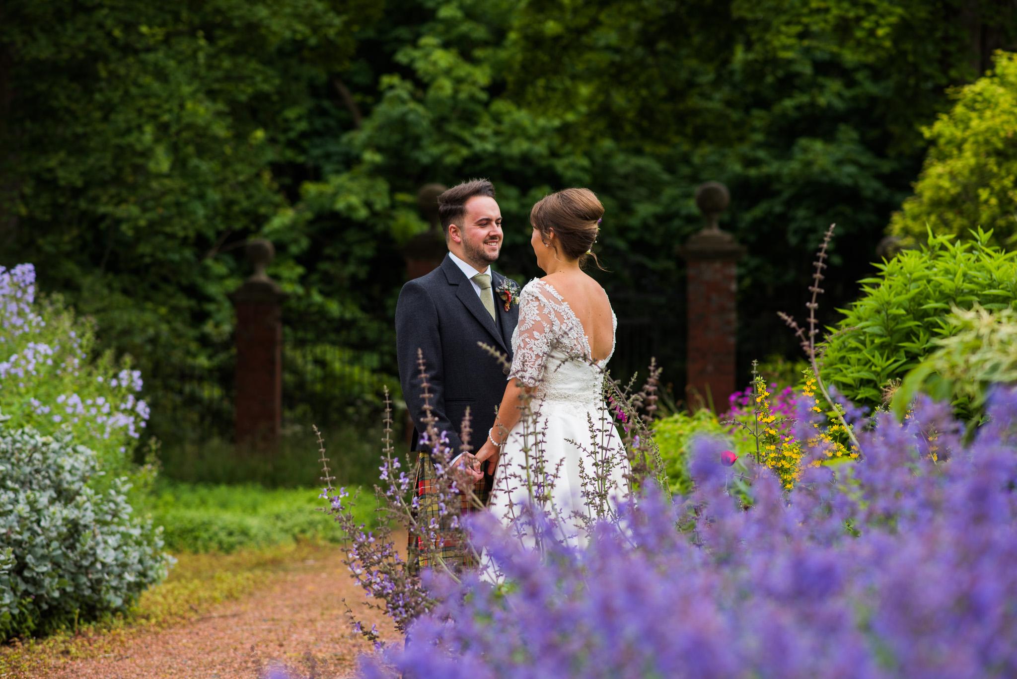 Kirknewton Stables Wedding