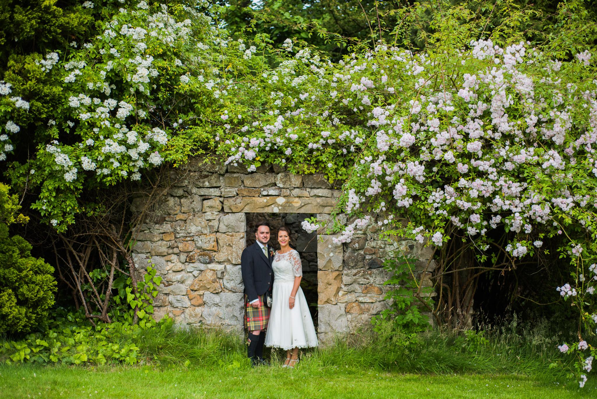Kirknewton House Wedding