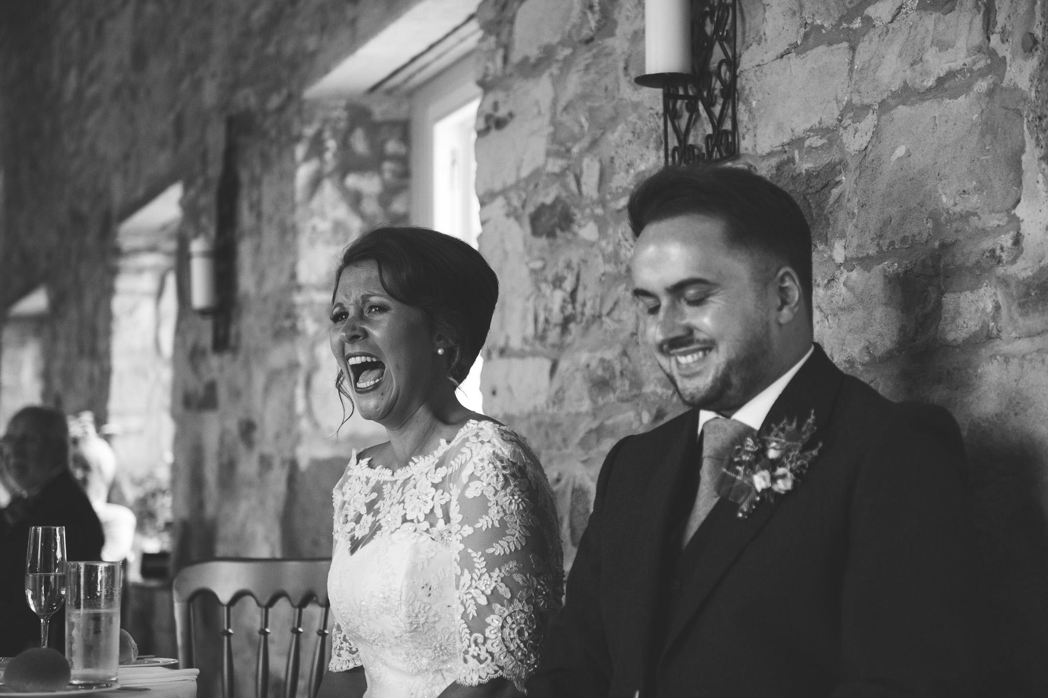 Kirknewton House Wedding Day
