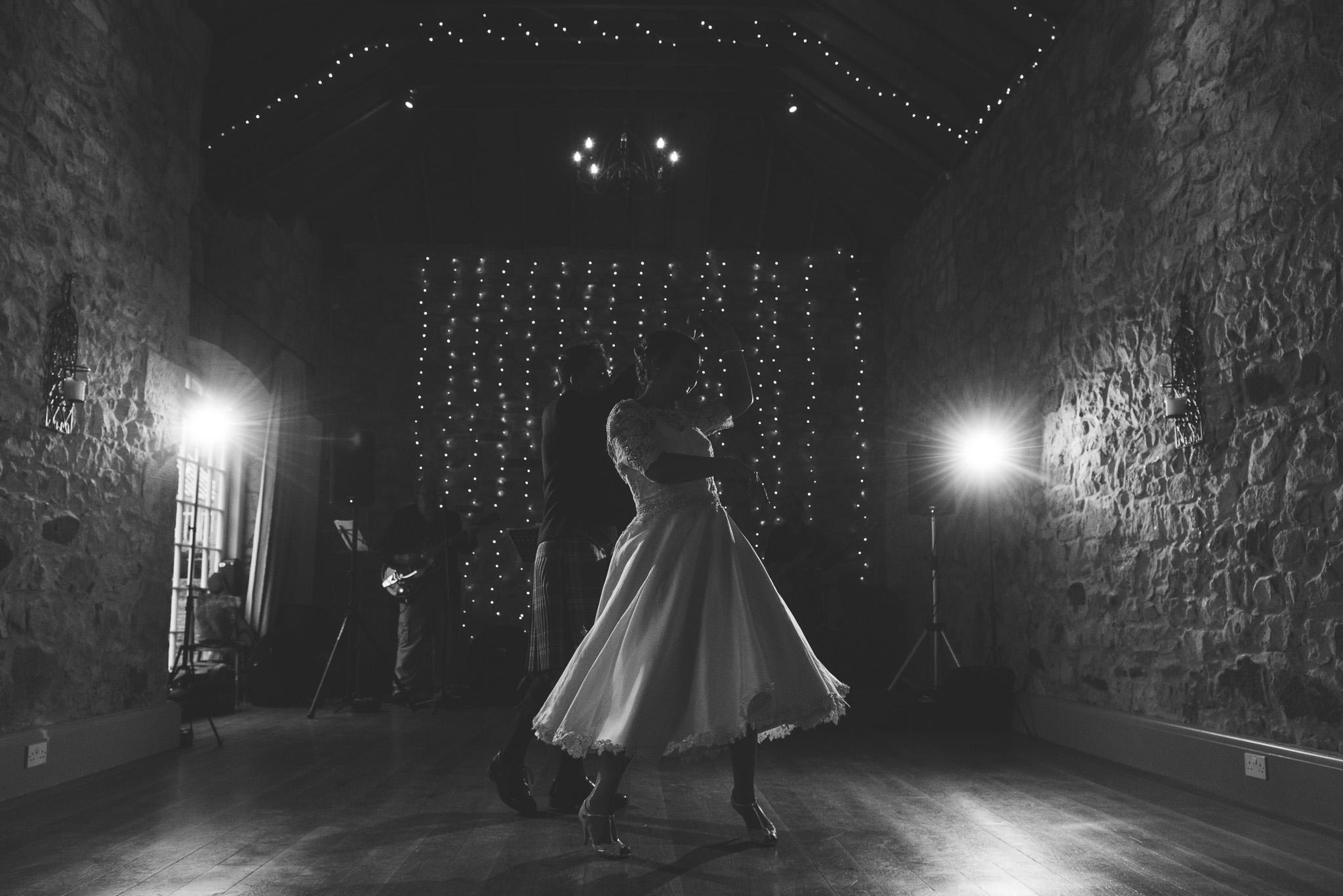 Wedding at Kirknewton Stables