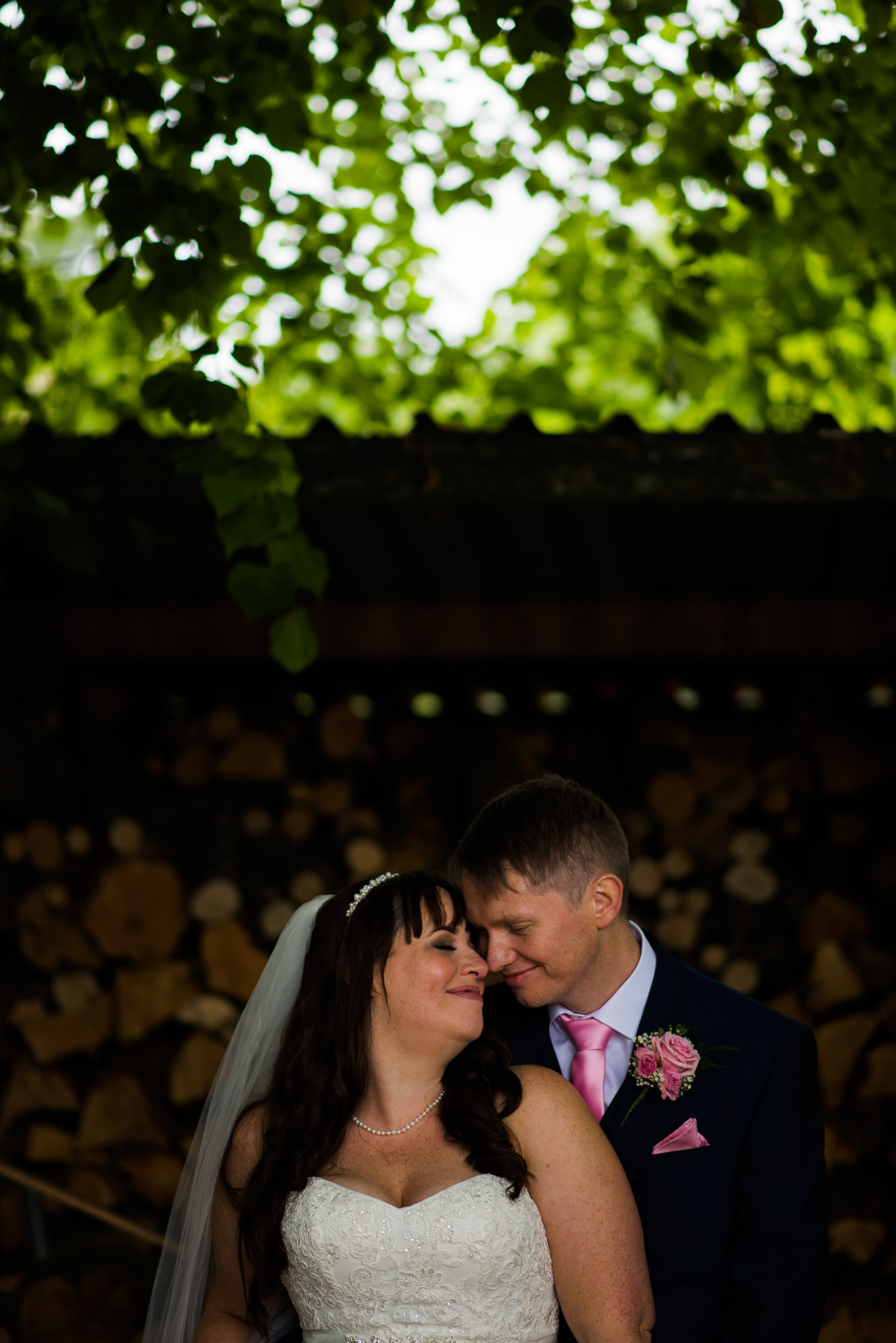 Glenfinnan House Hotel Wedding Couple