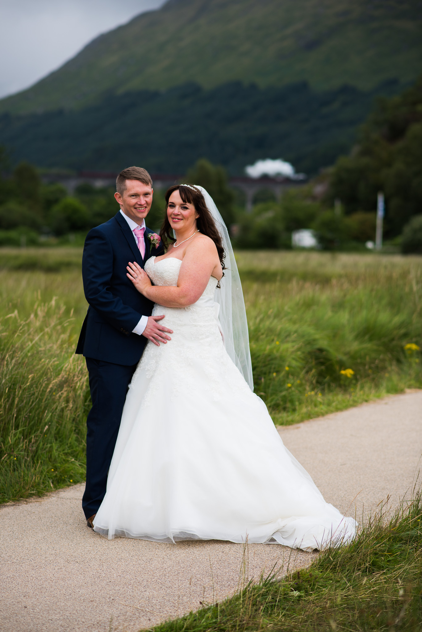 Glenfinnan Wedding Scotland