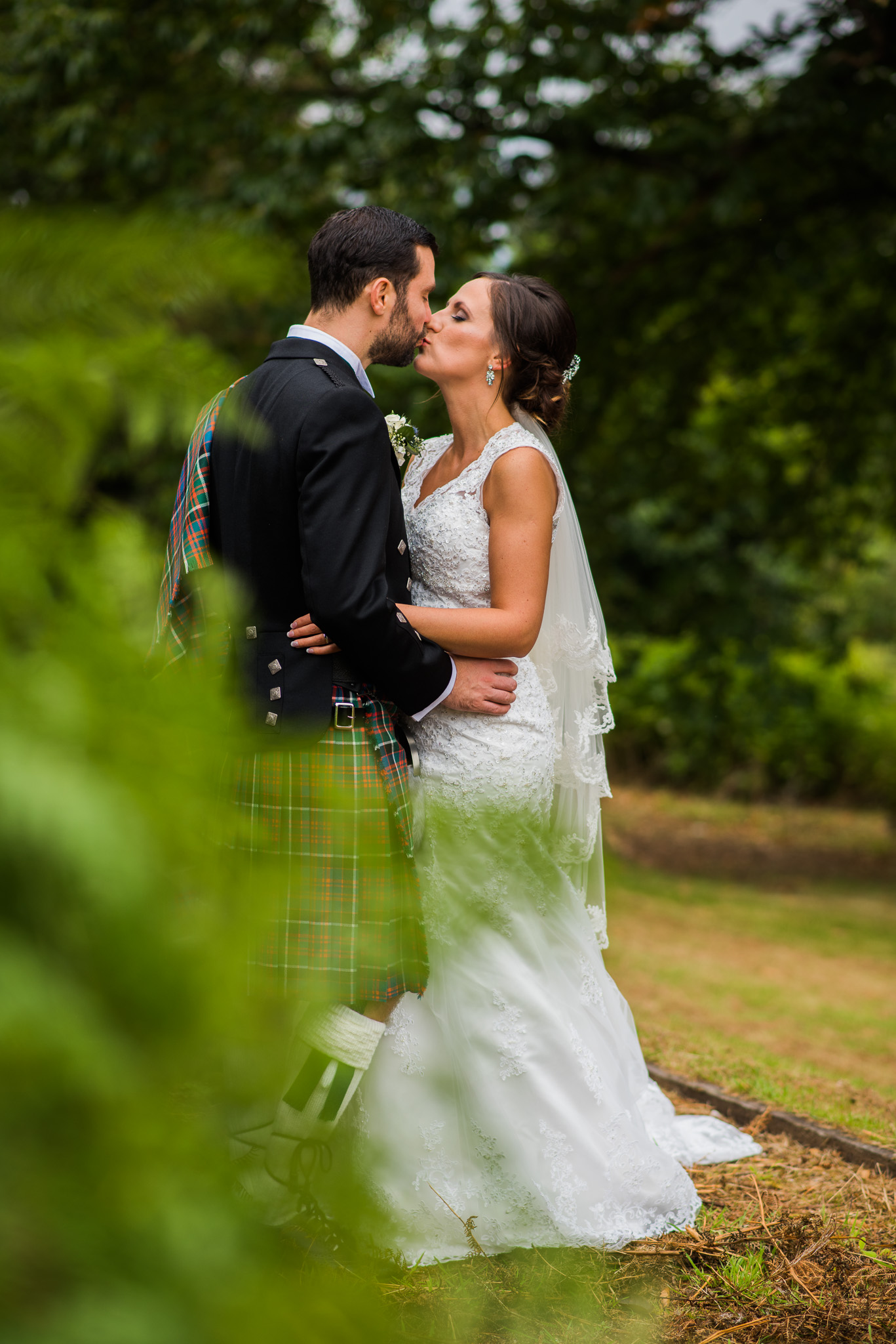 Gleddoch House Wedding Scotland