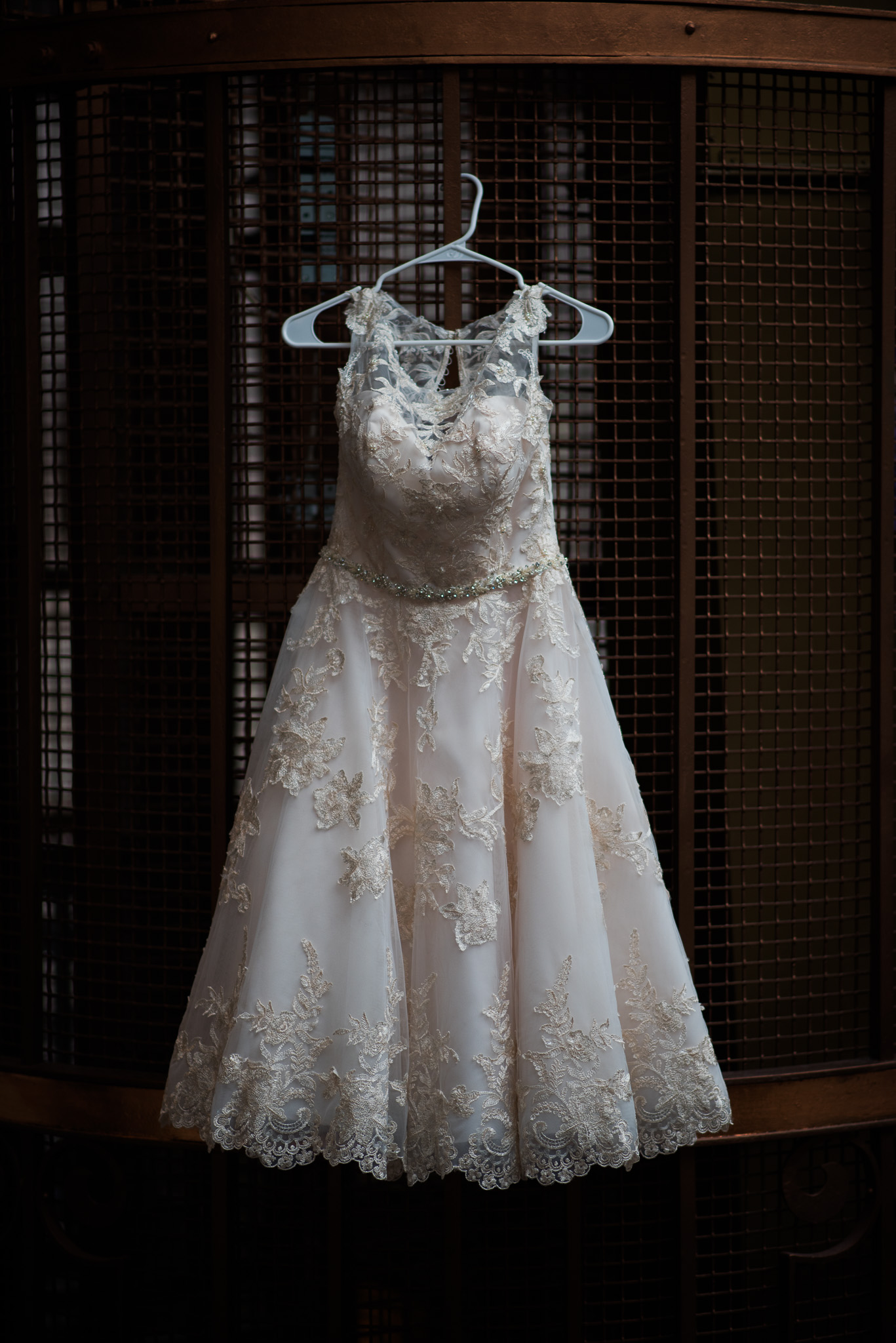 Abode Glasgow Wedding Dress