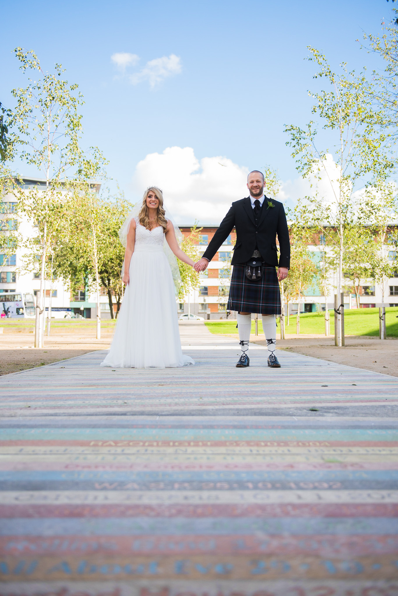 Glasgow Merchant City Wedding