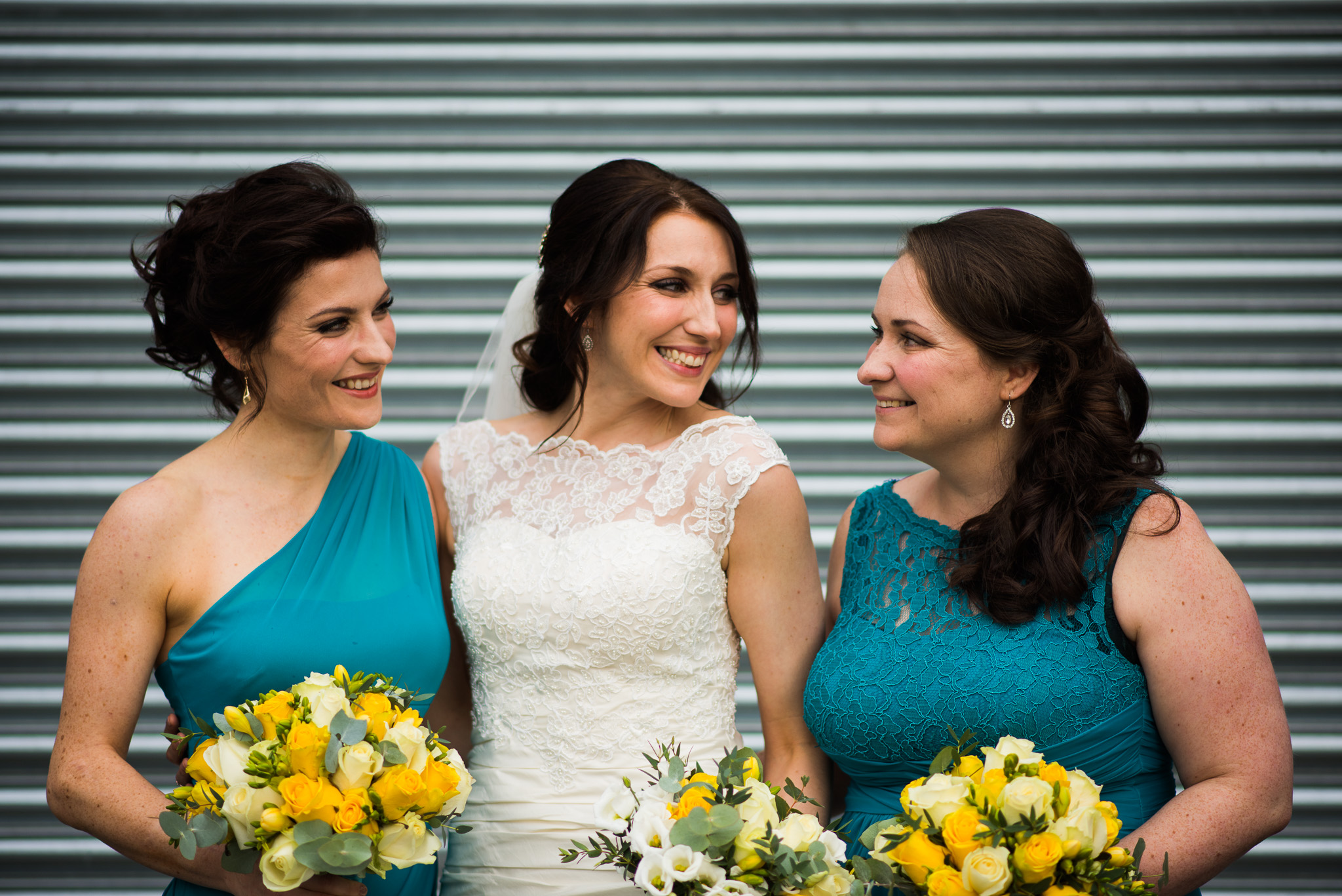 Glasgow Wedding Bridesmaids