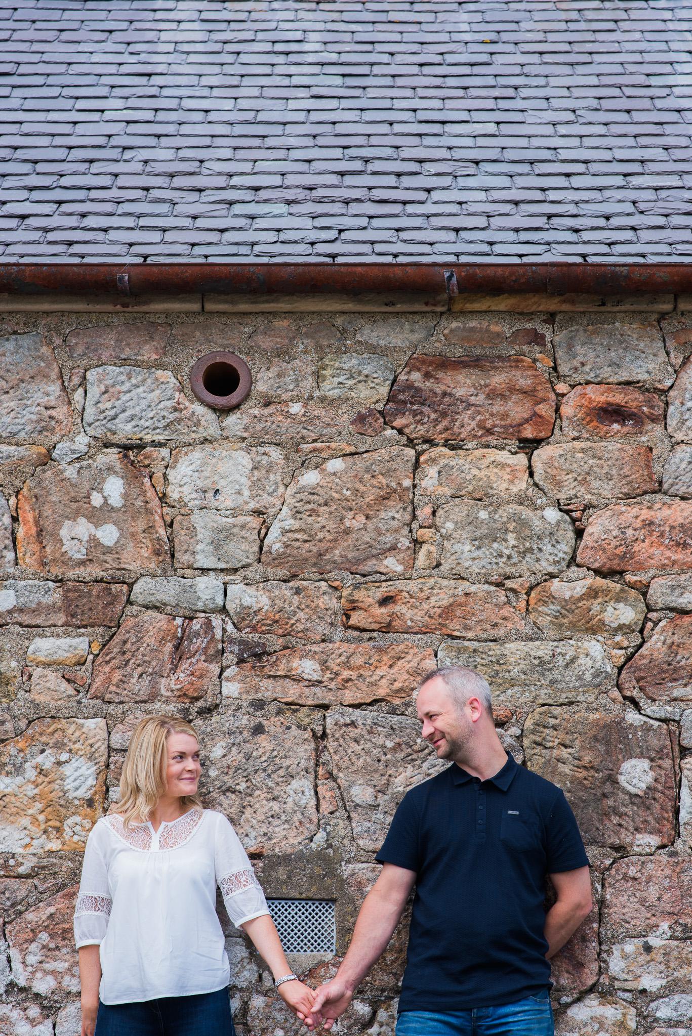Dalduff Farm couple
