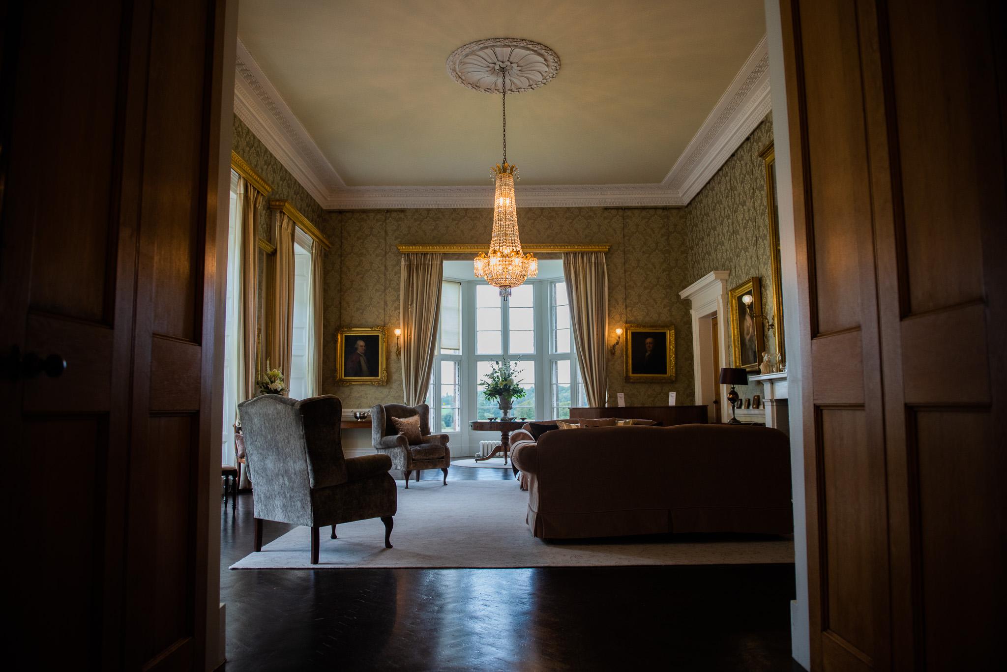 Blairquhan Castle Scotland Wedding Venue