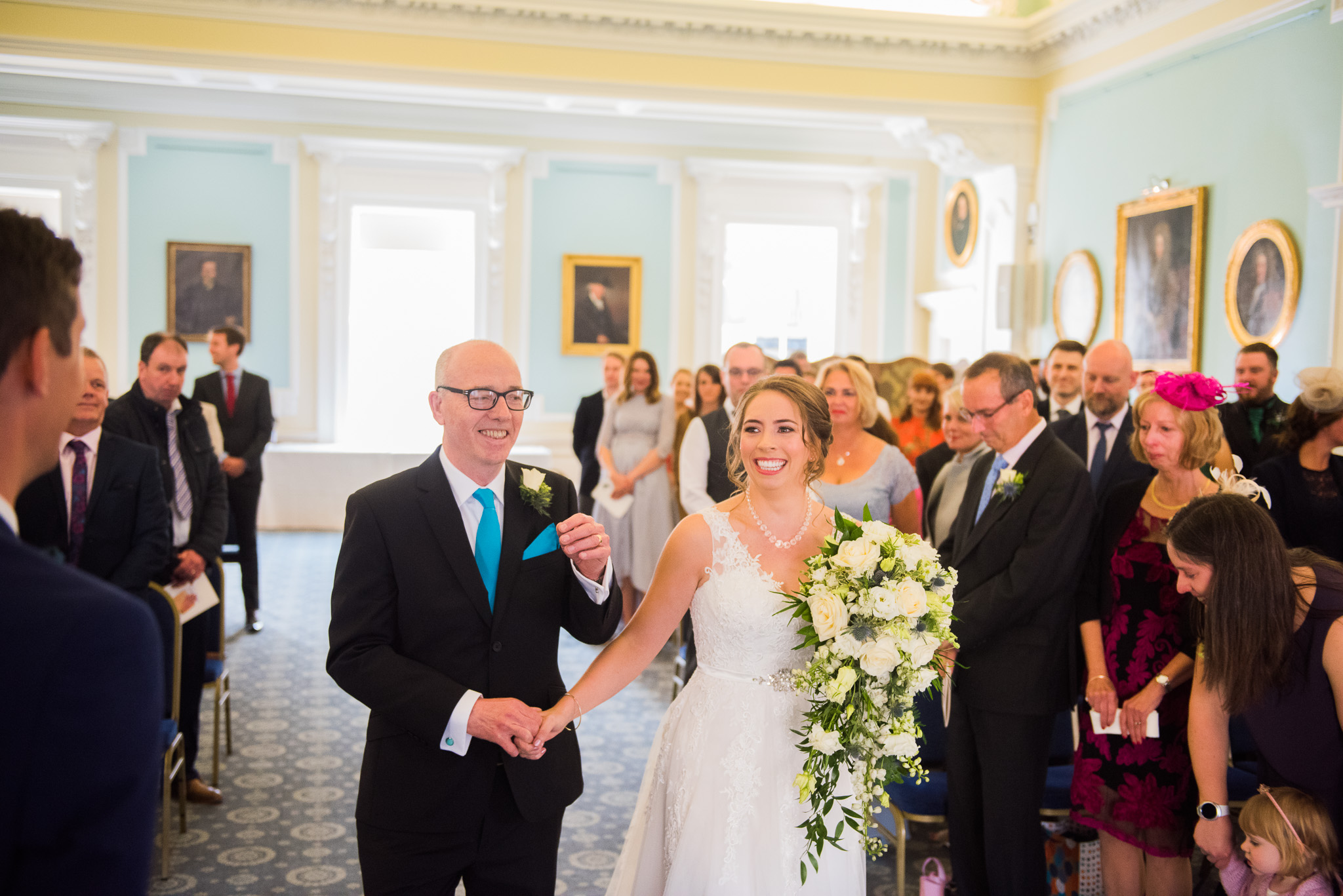 Royal College of Surgeons Wedding