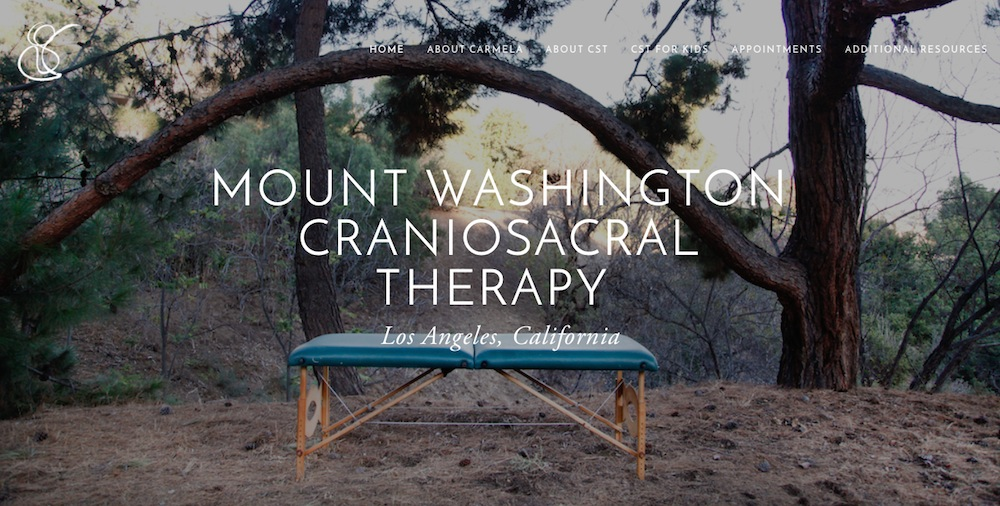 Mount Washington Craniosacral Therapy.   Visit this site.