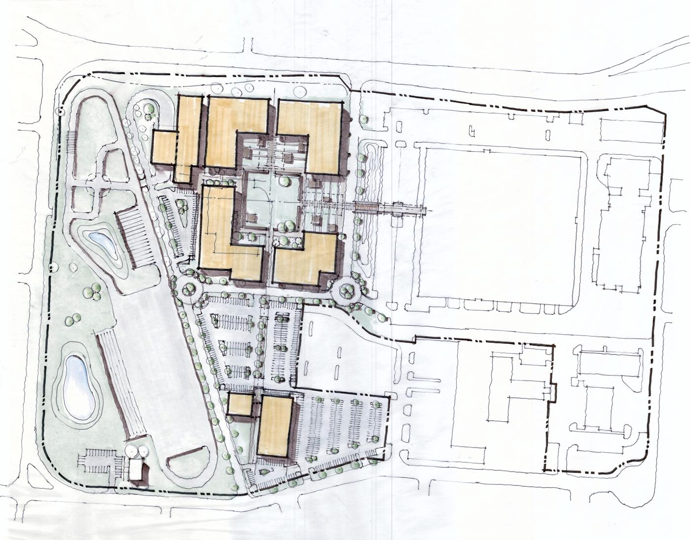 Featured Image: Alamo Colleges System, St. Phillip's Campus Master Plan