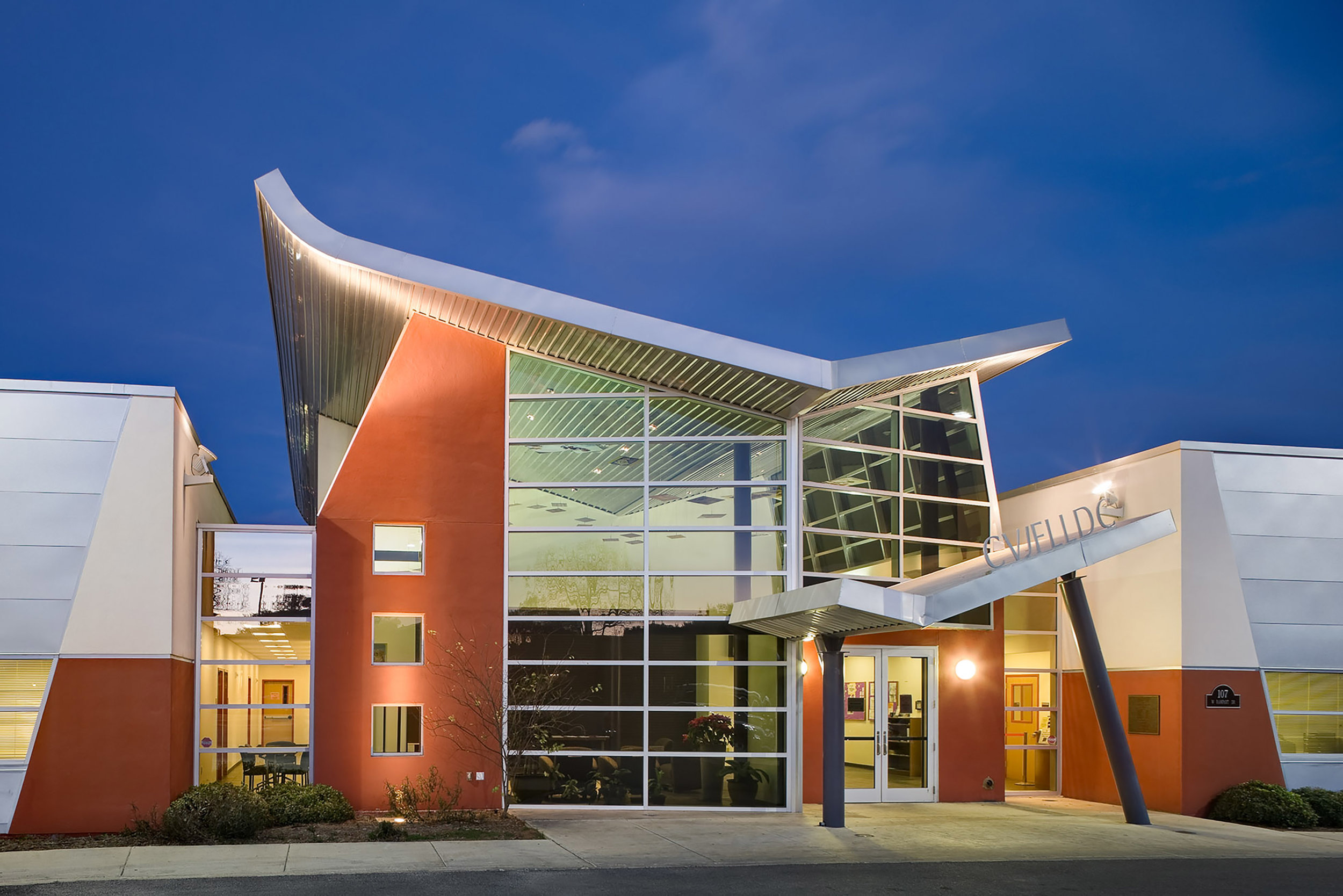 Exterior Image: Col. Victor Ferrari Community Learning Center