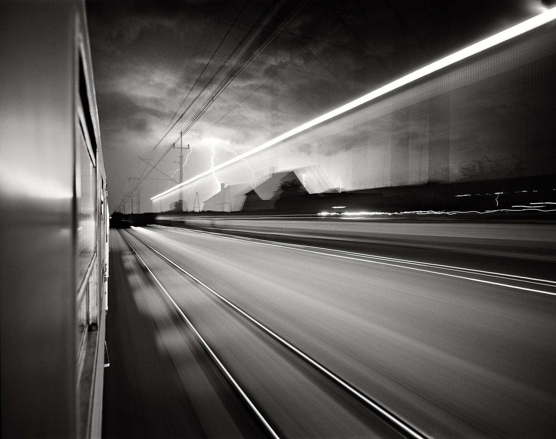 Train Ride to Krakow