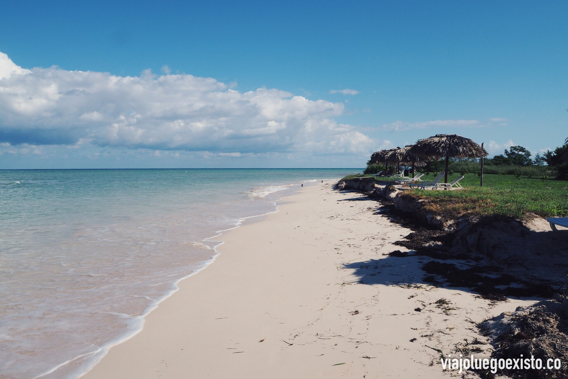 Cayo Jutías, bonito pero nada espectacular si ya has visto otras playas del Caribe.