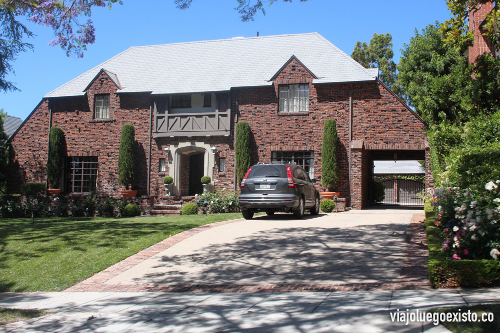 Casas de Beverly Hills