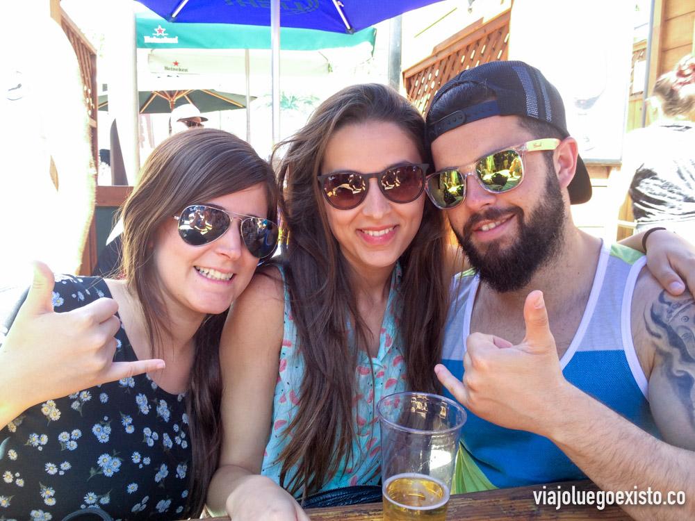 Cerveceando en Santa Mónica