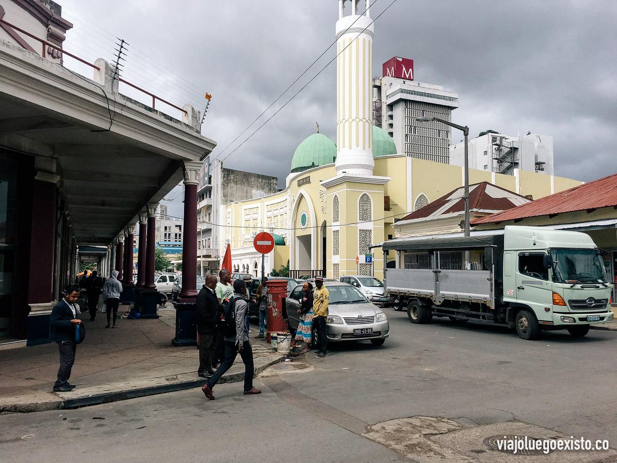 Vistas de la Mesquita da Baixa