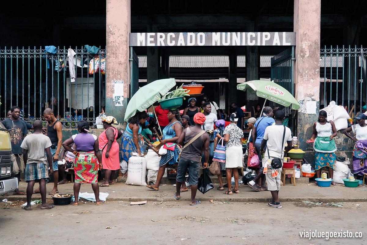 Mercado Municipal de Santo Tomé