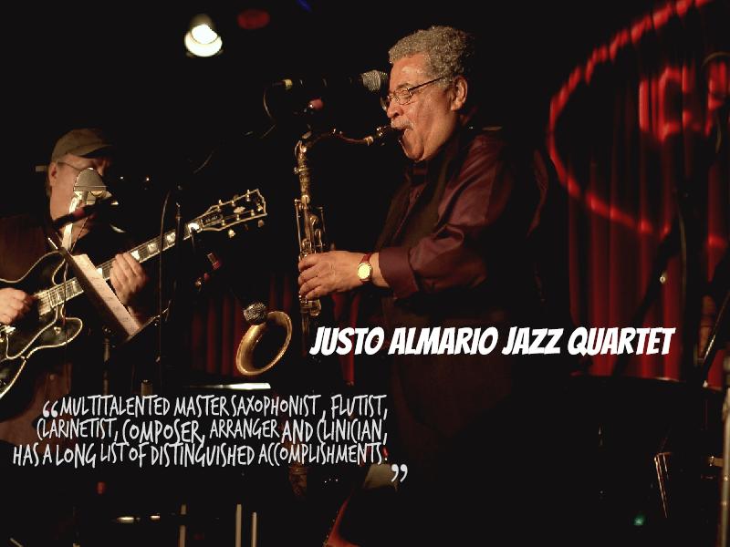 Justo Almario Jazz Quartet