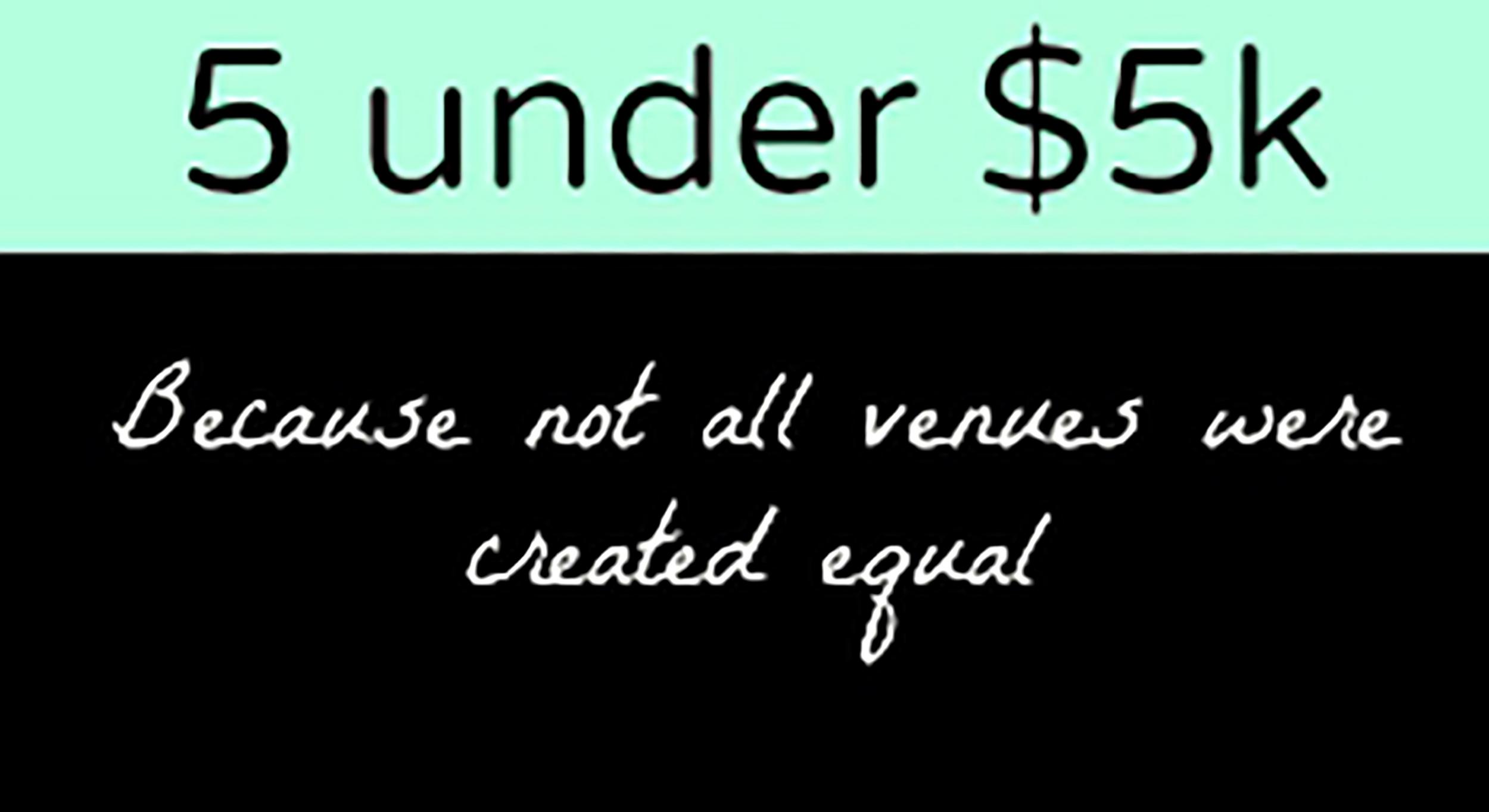 5 under $5k.jpg