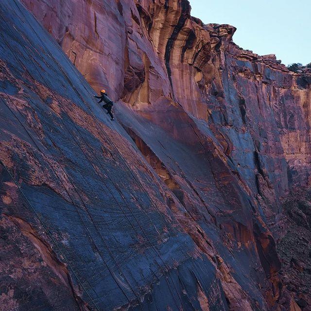 Sandstone • #moab #epicurrence4 #climbing #desert #unsplash #priime #bestofday @epicurrence