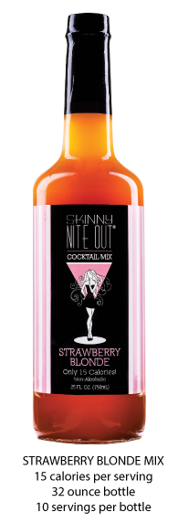 Skinny Nite Out Strawberry Blonde Mix