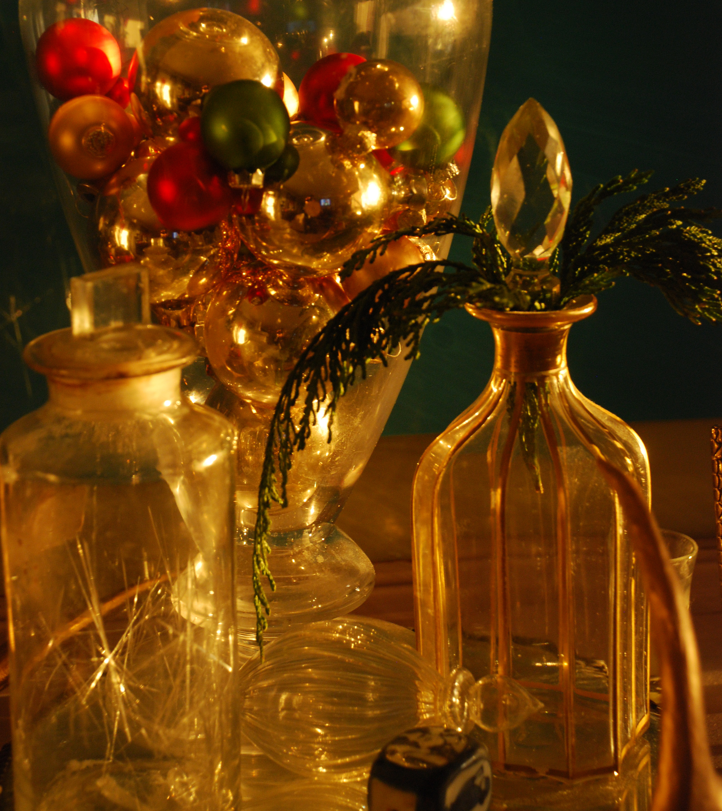 holiday apothecary