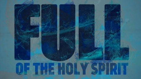 Topic: The Holy Spirit