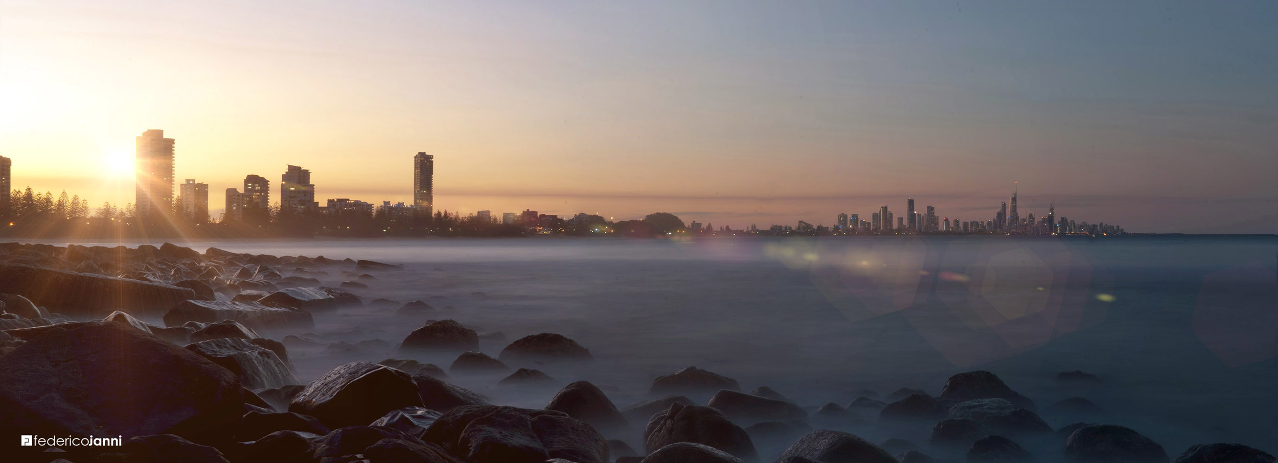 Burleigh Heads, Queensland, Australia.