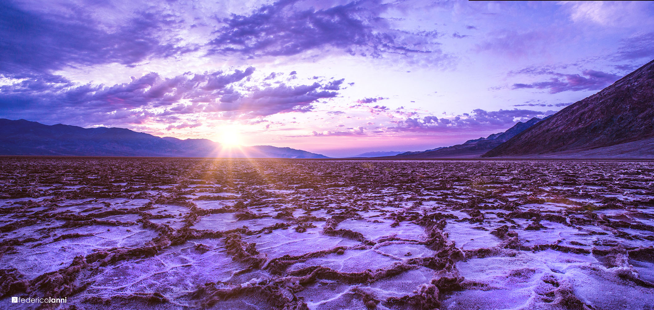 Death Valley, California, United States.