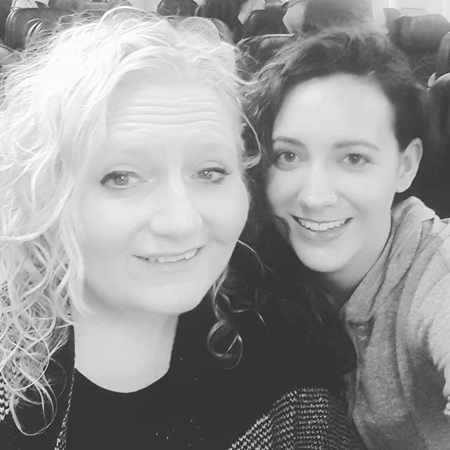 Off to New York to do some amazing education with @devacurl  #devacurl #yegsalon #haireducation #curlyhair