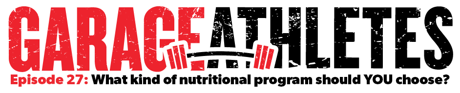 Today we go through the differences between nutritional programs that focus on quality and the ones that focus on quantity. We go over pros and cons for both and which ones you should choose depending on who you are and what you do as an athlete.