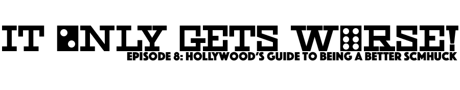 In the hedonistic and terrible excess of Beverly Hills, a greedy self-absorbed life coach, a washed-up and fed-up tech millionaire, a desperate debutante, and a slacker heir, do whatever they can to get a one up in a world where they already seem to have everything. Guests: Zach Losher and Taylor Smith.