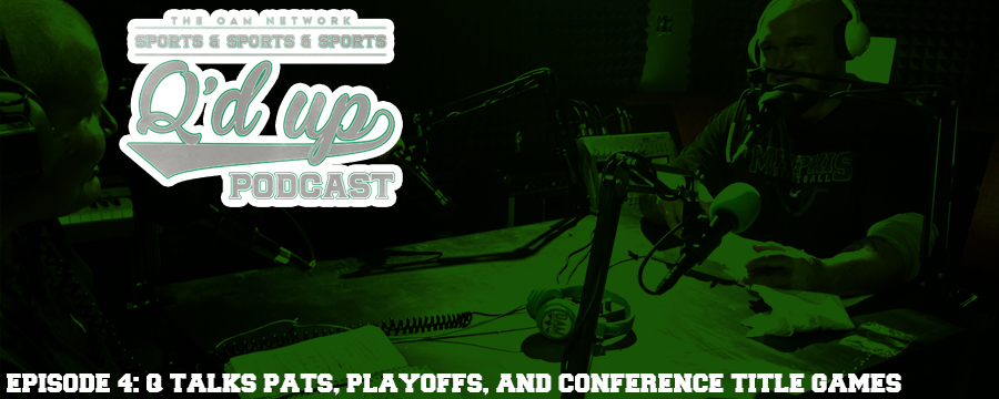 My best friend CJ and Tim break down NFL & NCAAFB playoff races. Will warriors lose or 6ers win before next show? Who is a threat to the Patriots? Injuries shaking up playoff stretch. Who wins conference title games?  Get all your holiday shopping done @  theoamnetwork.com/amazon