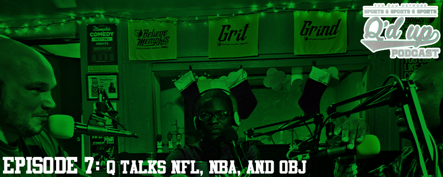 Q discusses OBJ , Broncos missing the playoffs. NBA guru Darnell joins me to discuss NBA.