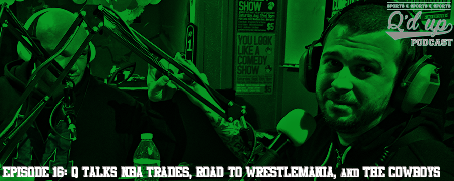 Josh McLane Joins me to recap Fastlane and discuss road to Wrestlemania and Bobo calls in to discuss Cowboys.  Support the show by making any regular purchase @  theoamnetwork.com/amazon