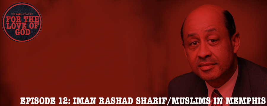 Rashad Sharif is the Imam (leader) at Masjid Al-Mu'minun in Memphis, TN. A former Episcopal acolyte, he accepted Al-Islam in 1975 as a student of Imam W. Deen Mohammed. Listen as we speak about the month long actives happening all over Memphis, in collaboration with the organization Muslims In Memphis, to honor March as Muslims in Memphis Month.   Start your free Audible trail today @  audibletrial.com/oam