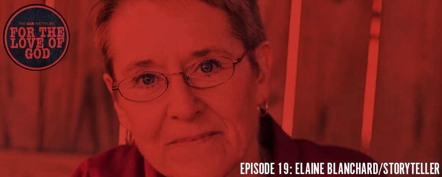 Elaine Blanchard is a storyteller, writer, and minister. Originally from Gainesville FL, she has now lived in Memphis for 22 years. Currently Elaine & her wife Anna live in Midtown Memphis. Listen as we discuss Elaine's amazing life journey.