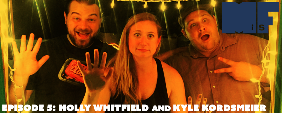 Holly Whitfield of the I Love Memphis Blog stops by the show to comment on Memphis comedy, arts scenes and crowds, and how to get events featured on I Love Memphis. Also, Kyle makes fun of Doug and a run down of this week's massive comedy calendar!