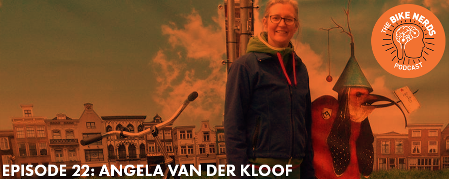 This week Kyle (sans Sara) talks with with Angela van der Kloof, a transportation and sustainability consultant from the Netherlands. Sara and Kyle met Angela while attending a study tour in Amsterdam last fall. Angela is involved with a program targeted at teaching immigrant women how to ride bikes in the Netherlands as well other urban consulting strategies for growing the diversity of bicycling around the world. Angela provides a unique perspective on bicycling culture, inclusive practices, and urban strategies for creating safe and healthy communities on two wheels.  Help support the Bike Nerds and start your FREE Audible trial today @ audibletrial.com/oam