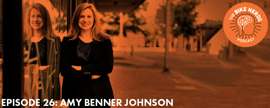 """This week Sara and Kyle chat with Amy Benner Johnson, a personal injuryattorney with the Bike Law Network. From her work representing people involved in bicycle crashes, Amy offers a unique perspective on the legal culture of bicycles in America along with some sobering stories of those seeking seeking justice in our legal systems. Feel free to pause that """"Law and Order"""" marathon and enjoy the procedural investigation of this week's show!"""