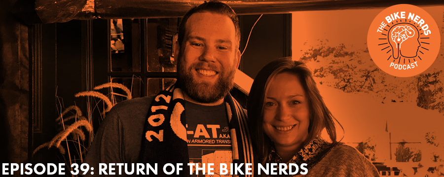 """This week Kyle and Sara catch up in a """"hosts only"""" episode. Sara talks about the changes she's seen in Memphis bicycling since the opening of the Big River Crossing, Kyle talks about some big wins for bicycles during the November election cycle, and both share some real-life stories of making a podcast behind the scenes. Closing out the episode, Sara and Kyle talk briefly about some plans for the podcast in 2017. Make sure to listen all the way to the end for a musical outtake that will revive the '90's in all of us."""