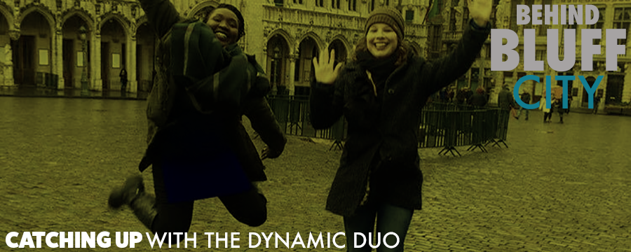 In this mini episodethe Dynamic Duo catches everyone up on their European adventuretraveling via plane, train and automobiles. Hear the highlight reel of their journey and what they have planned for this year!