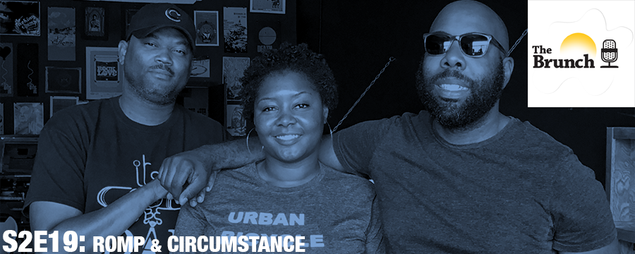 On this episode of The Brunch we discuss The Memphis BBQ Festival, Rompers for men, and the new film, Alien: Covenant.   Music :  (Intro) Sunshine - The Stuyvesants  May I have this dance - Chance the Rapper  Amnesia - Freddie Gibbs  I've Seen Footage - Death Grips