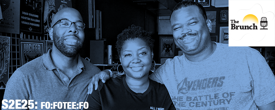 On this episode of The Brunch we discuss Jay-Z's newest album 4:44, the movies Okja and Baby Driver, and much more.   Music :  (Intro) Sunshine - The Stuyvesants  Memphis in June - Nina Simone  Rake it up - Yo Gotti  Bellbottoms- Jon Spencer Blues Explosion
