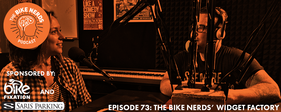 Sara and Kyle are back with a Bike-Nerds-Only episode recapping our previous episodic theme - Beyond Bikes - and previewing our next theme - Bike Share. Sara and Kyle reflect on the recent eclipse event that took the US by storm this week. Beyond Bikes was a great theme that offers a lot of talking points for the Bike Nerds including discussions centered on community engagement and representation in decision-making. Looking ahead to bike share, the Bike Nerds offer some insight to the questions they want answered during our next interviews and Sara takes us back to 7th grade algebra with a question about Organization X and the Widgets they offer to communities. The episode ends with self-reflecting comments from Kyle - Who Is He???  The Bike Nerds Podcast is sponsored by Saris Cycling Group. Visit  www.sarisparking.com  for a full array of bicycle parking and infrastructure products.