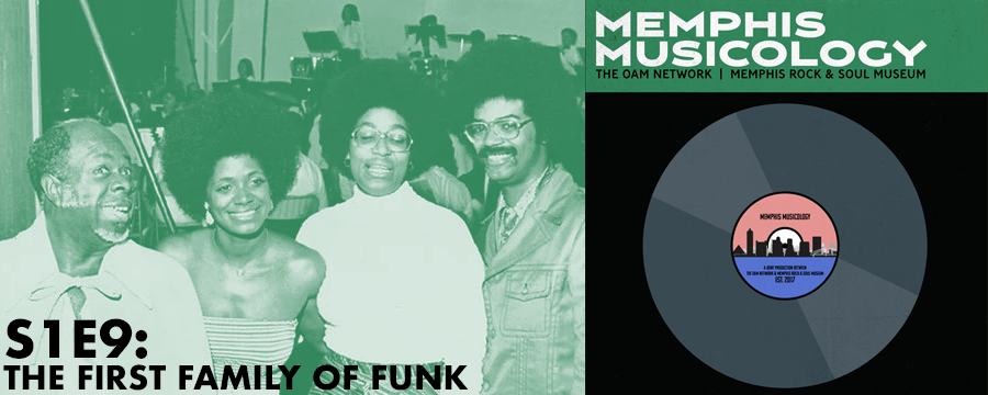 This week, we sit down with some special guests debate the Commercial Appeal's list of Memphis' 60 greatest soul songs. We also take an in-depth look at Memphis soul and funk icon Rufus Thomas and his equally talented children, Carla and Marvell. Finally, we take a trip back to The Crate to dissect Albert King's 1967 masterpiece Born Under a Bad Sign.